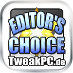 TweakPC.de Editor's Choice