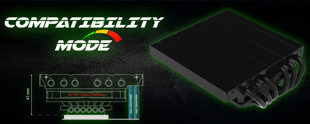 Black Ridge Compatibility